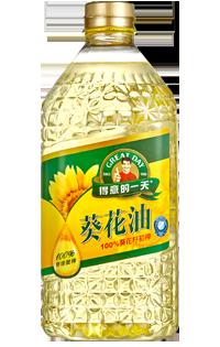 桂格得意的一天 葵花油 1.58L