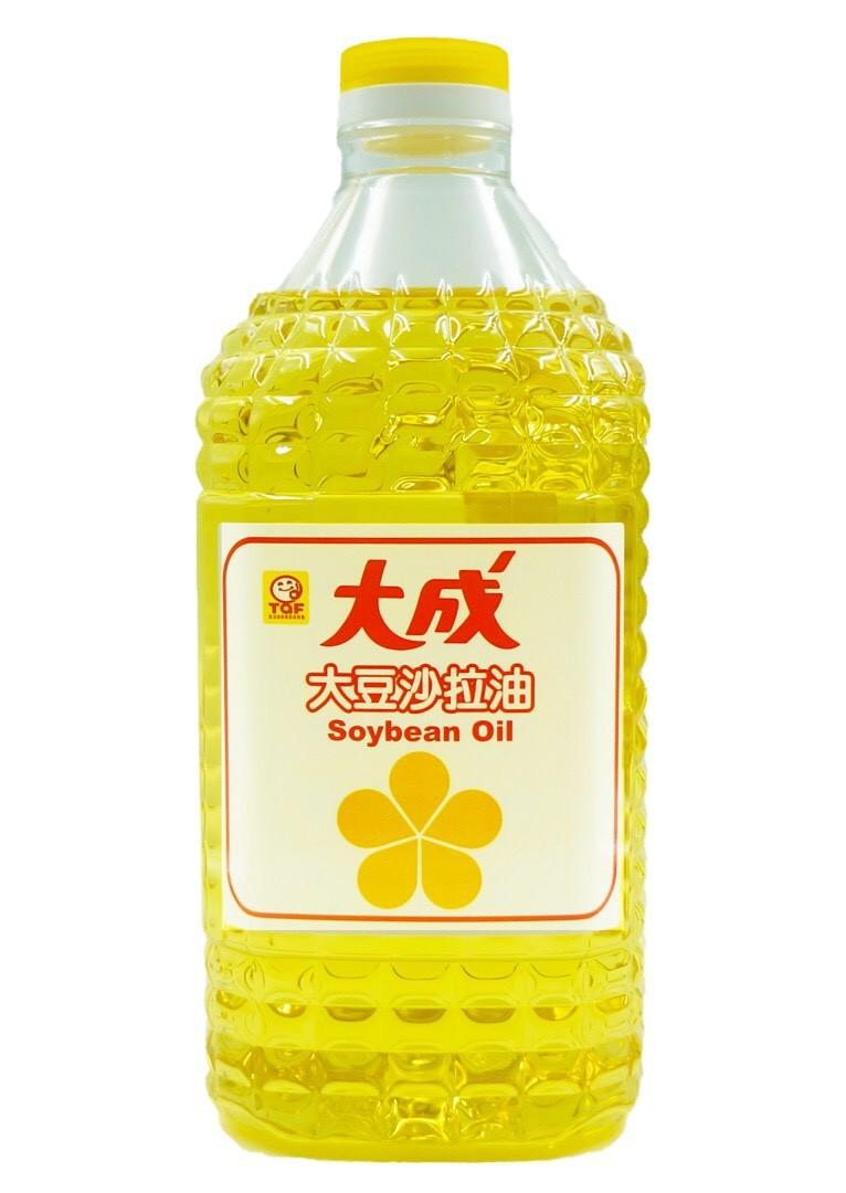 大成 大豆沙拉油 2L