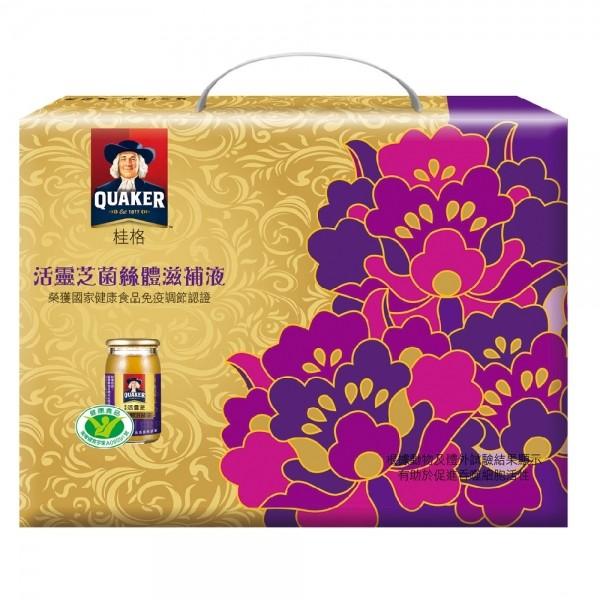 桂格 活靈芝禮盒