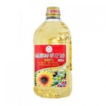 福壽 100% 葵花油 2L